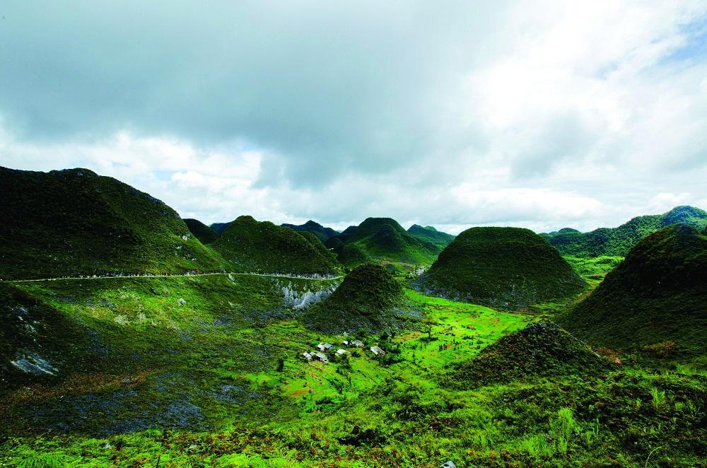 Донг Ван, Северный Вьетнам.