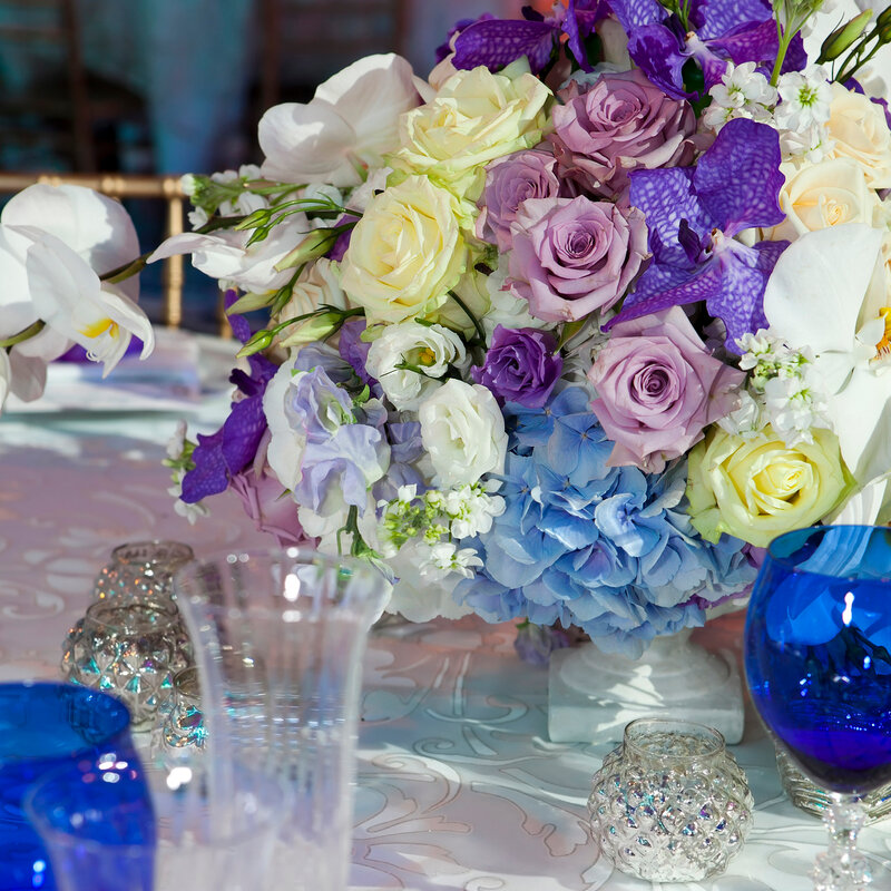 decoration of dining table.