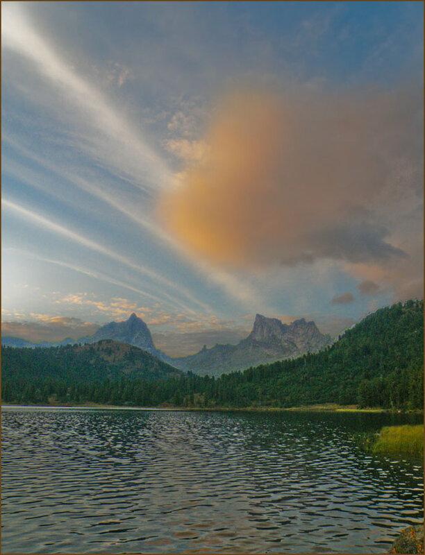 Облако над Светлым
