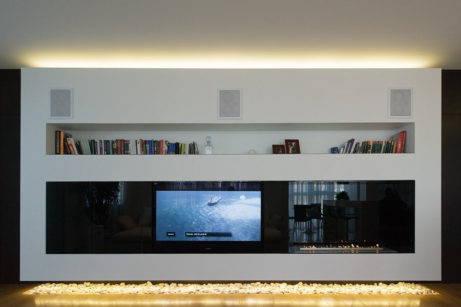 Дизайн интерьера квартиры в Москве от Алексея Николашина
