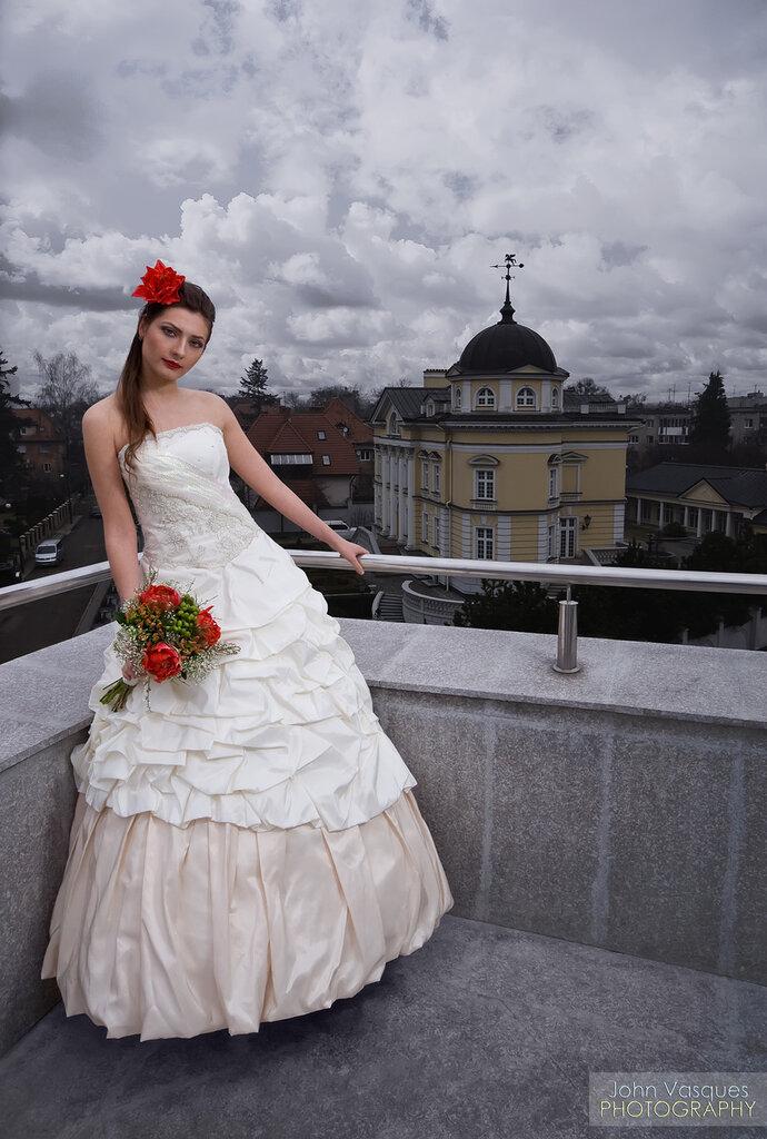 Мастер класс по свадебному макияжу