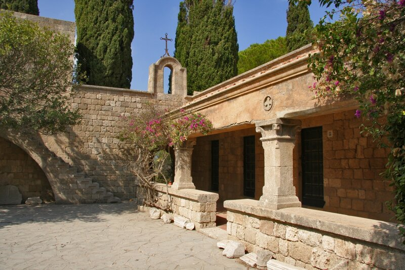 Монастырский двор, Филеримский монастырь