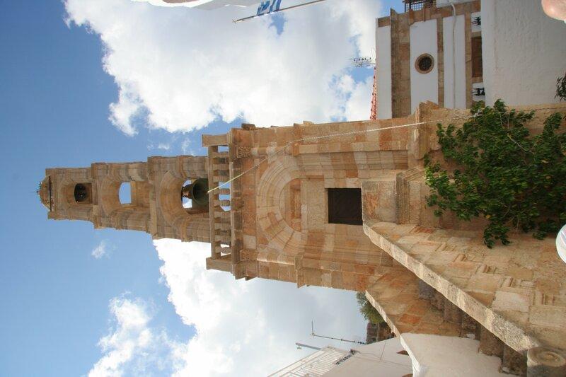 Церковь Богородицы в Линдосе