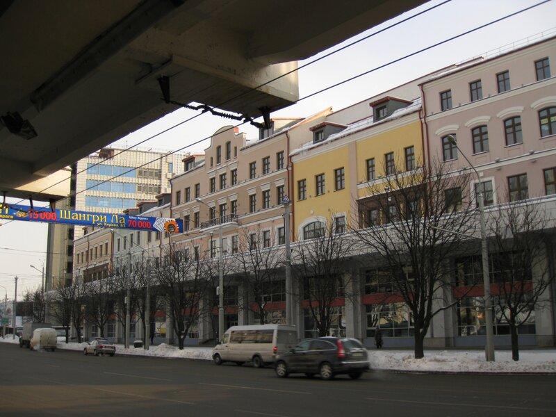 Улица Немига