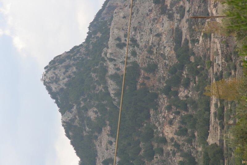 Гора с часовней Богородицы Цамбики