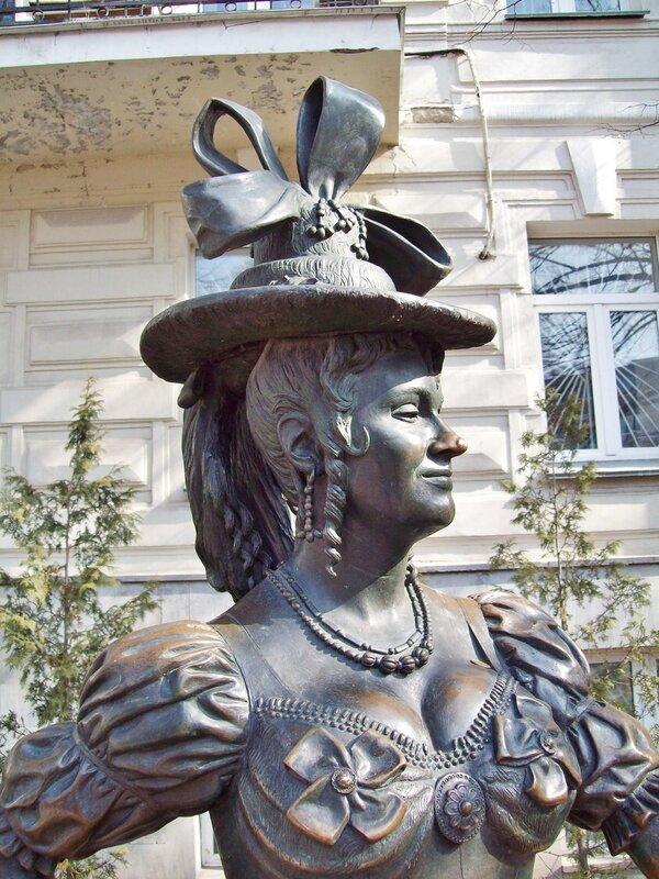 Проня Прокоповна Серкова