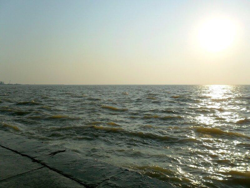 У тёплого моря