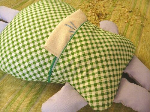 Зайцы в зеленом
