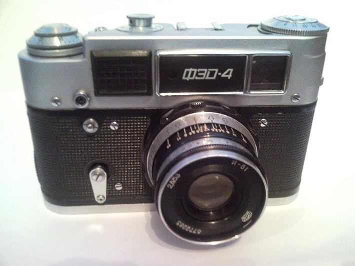 фэд 3 фотоаппарат инструкция - фото 9