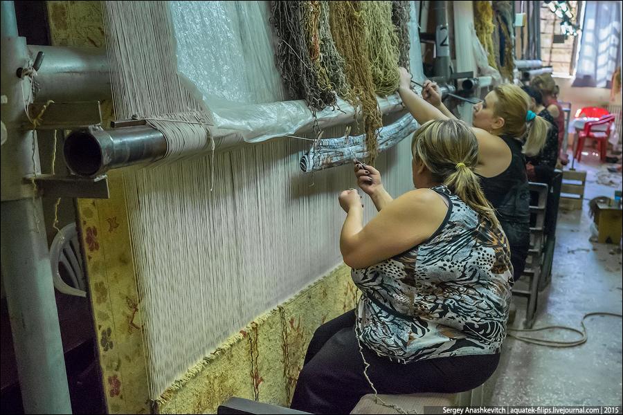 MMegerian Carpets, Armenia / Ковровая фабрика Магеряна