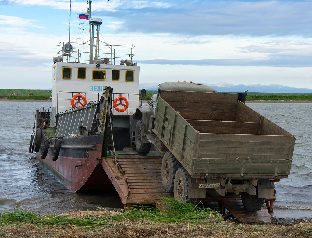 Путешествие по югу Камчатки