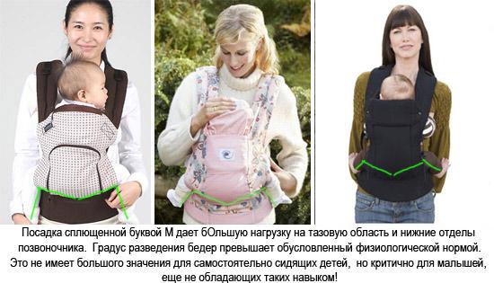 Как научить сидеть ребенка в эрго рюкзаке школьный рюкзак мики мар