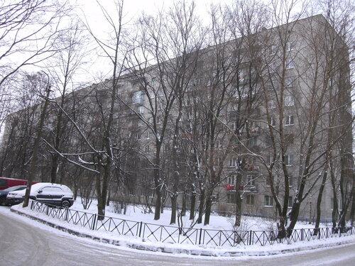 Пулковская ул. 9к2
