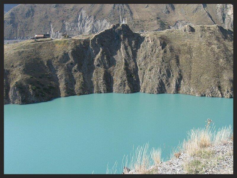 Водохранилище Зарамагской ГЭС. (IMG_9744.JPG)