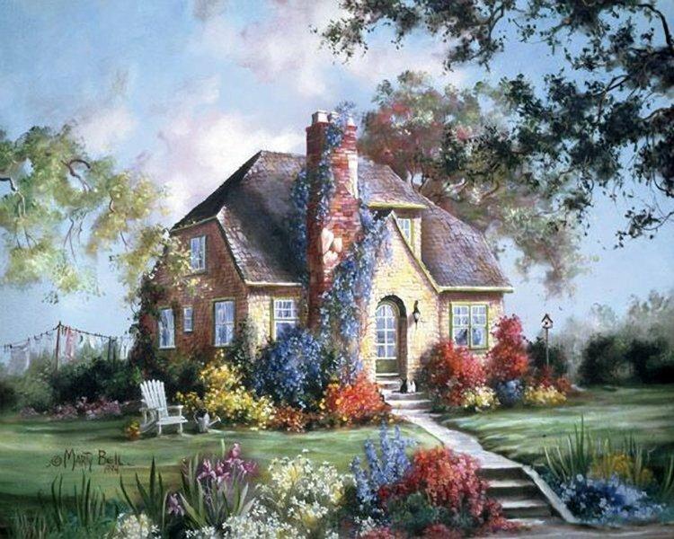 Я хочу построить дом,