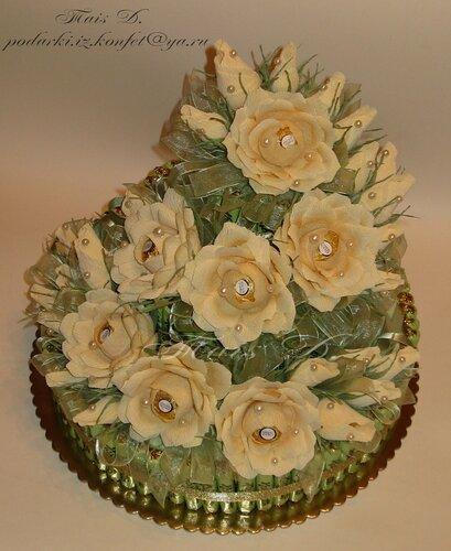 Жемчужный торт