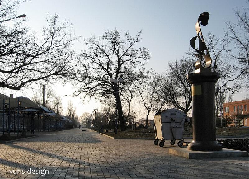 памятники бердянска, кинофестиваль, набережная