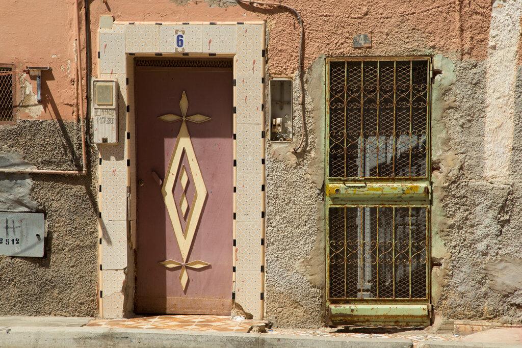 Западная Сахара - непризнанное государство в Западной Африке