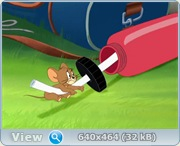 ��� � ������: � �������� ������ / Tom and Jerry: In the Dog House (2012) DVDRip