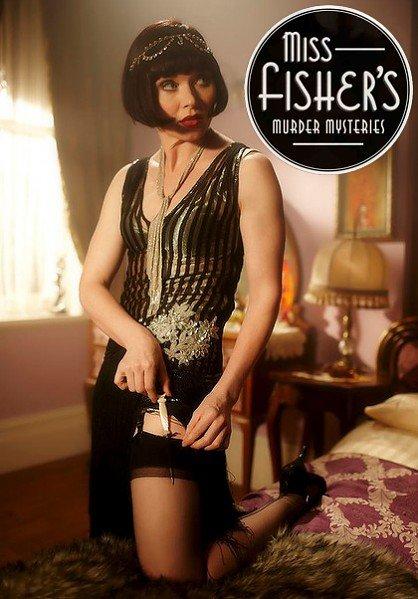 Леди-детектив мисс Фрайни Фишер - 1 сезон / Miss Fisher's Murder Mysteries (2012) HDTVRip