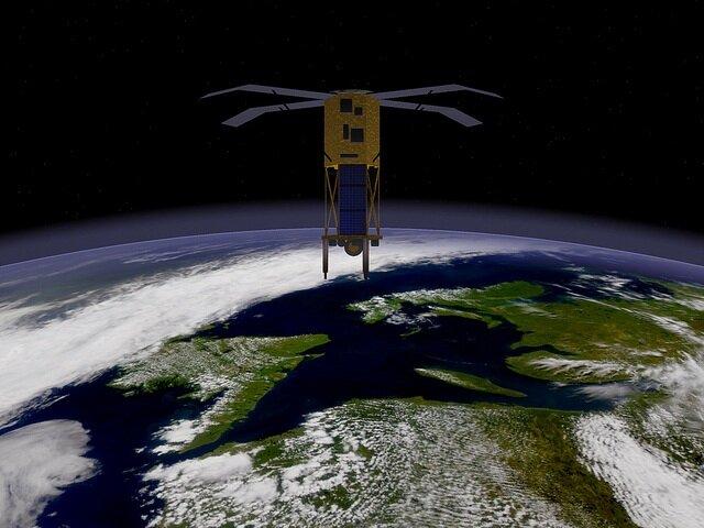 Земля из космоса. Часть третья