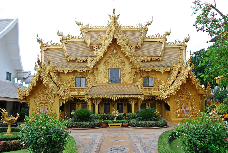 Картинки золотого дома