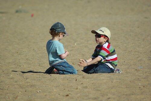 лето и дети