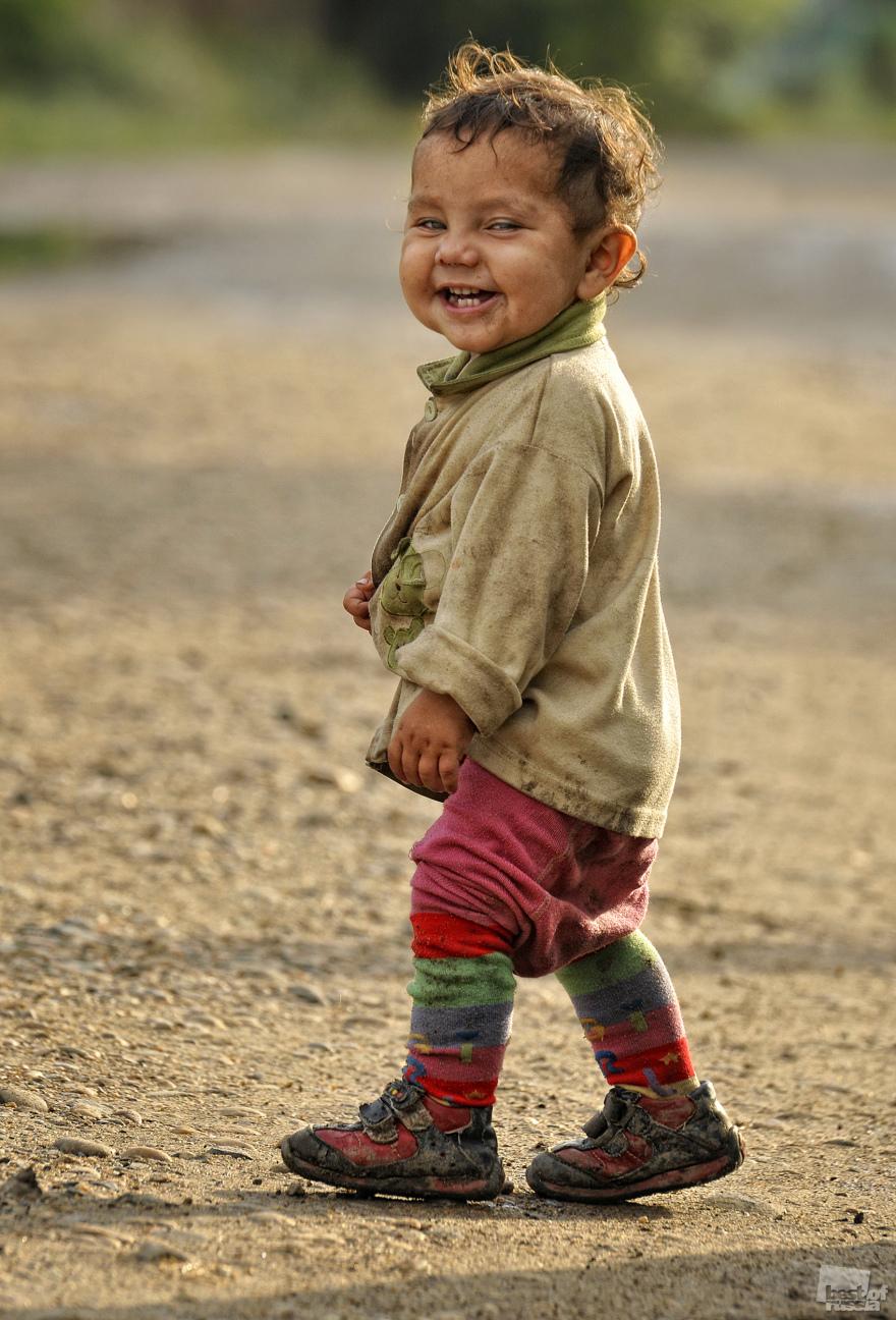 Фото необычны маленьких детей