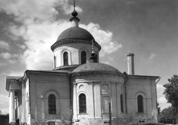 Иерусалимская церковь 1950г.