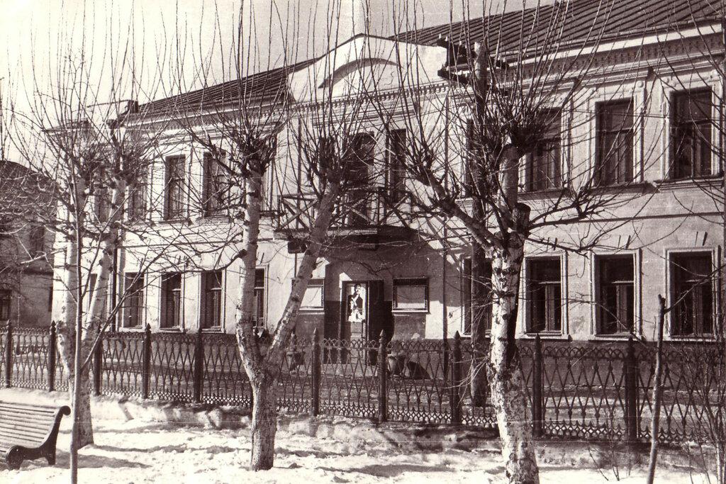 Дом культуры (бывший трактир)