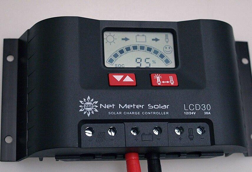 Солнечный контроллер своими руками фото