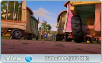 Цирк! Цирк! Цирк! / Orla Frosnapper (2011) DVD5 + HDRip + DVDRip
