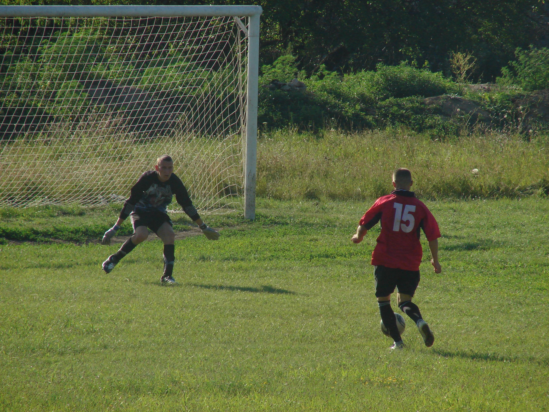 Низовий футбол неозброєними оком. Виїзд на матч чемпіонату району - изображение 56