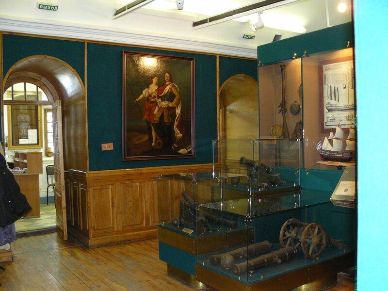 Музей Петра I