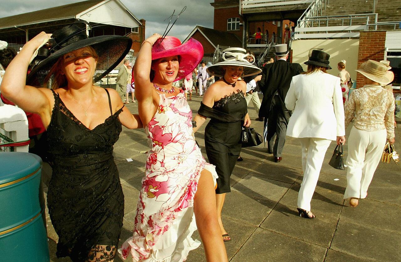 British High Society Kicks Off Summer Season At Royal Ascot
