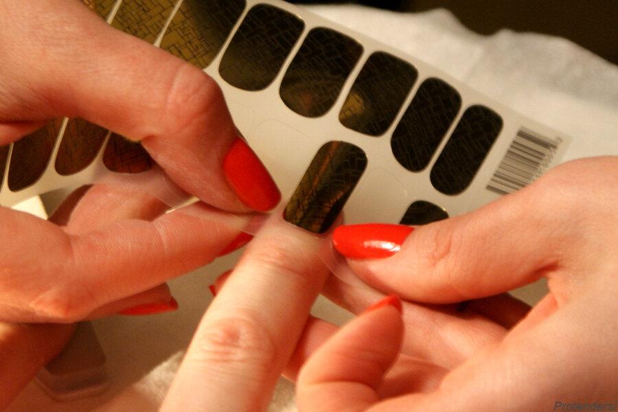 Минкс на ногти. - Маникюр весна-лето 2017: модные тенденции - Каталог статей - Модный маникюр лета
