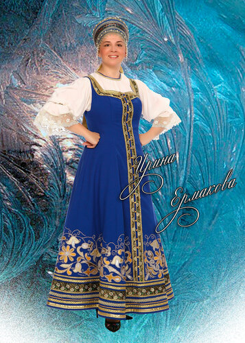 Ирина Ермакова - зимнее