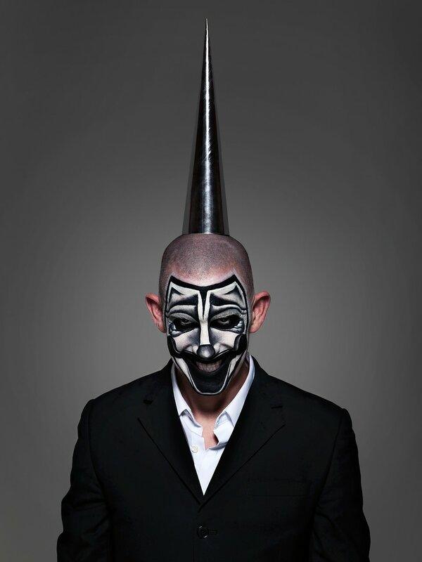 клоун Perou
