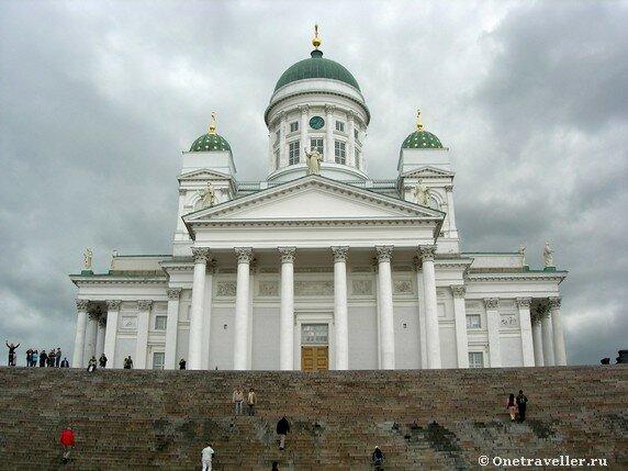 Лютеранский кафедральный собор Хельсинки