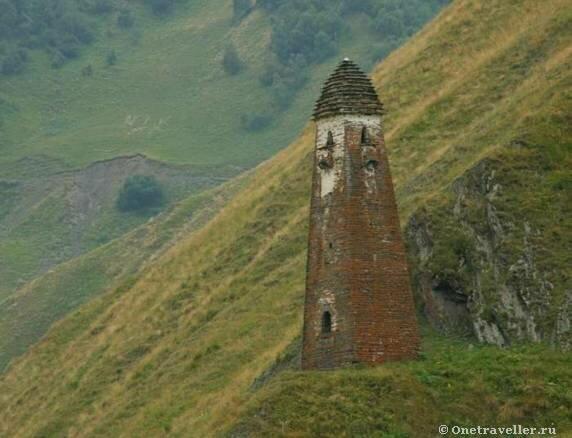 Грузия. Башня Лебаискари.