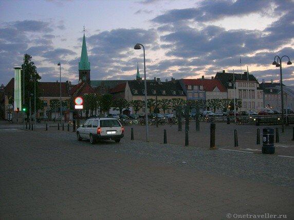 Дания. Хельсингёр.