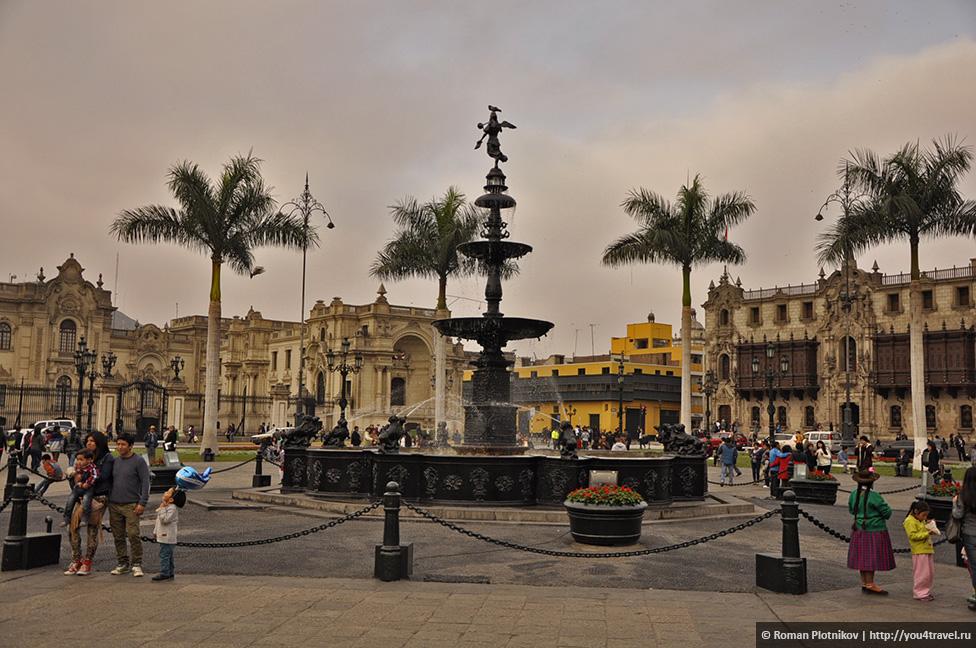 0 160cd9 ae381bb6 orig Пасмурный мегаполис Лима   столица Перу