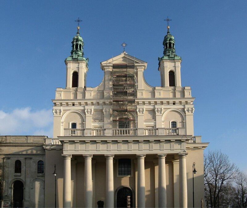 Кафедральный собор Иоанна Крестителя (Archikatedra św. Jana Chrzciciela), Люблин