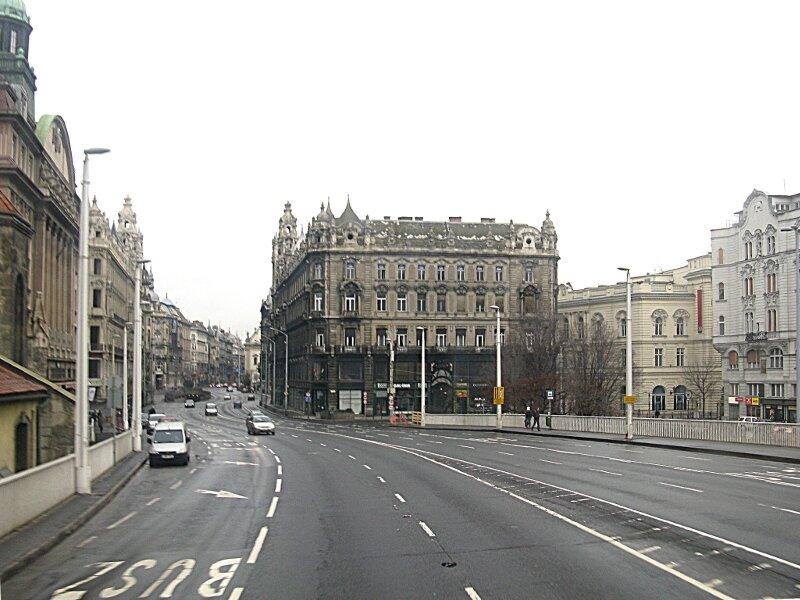Budapest, end of December