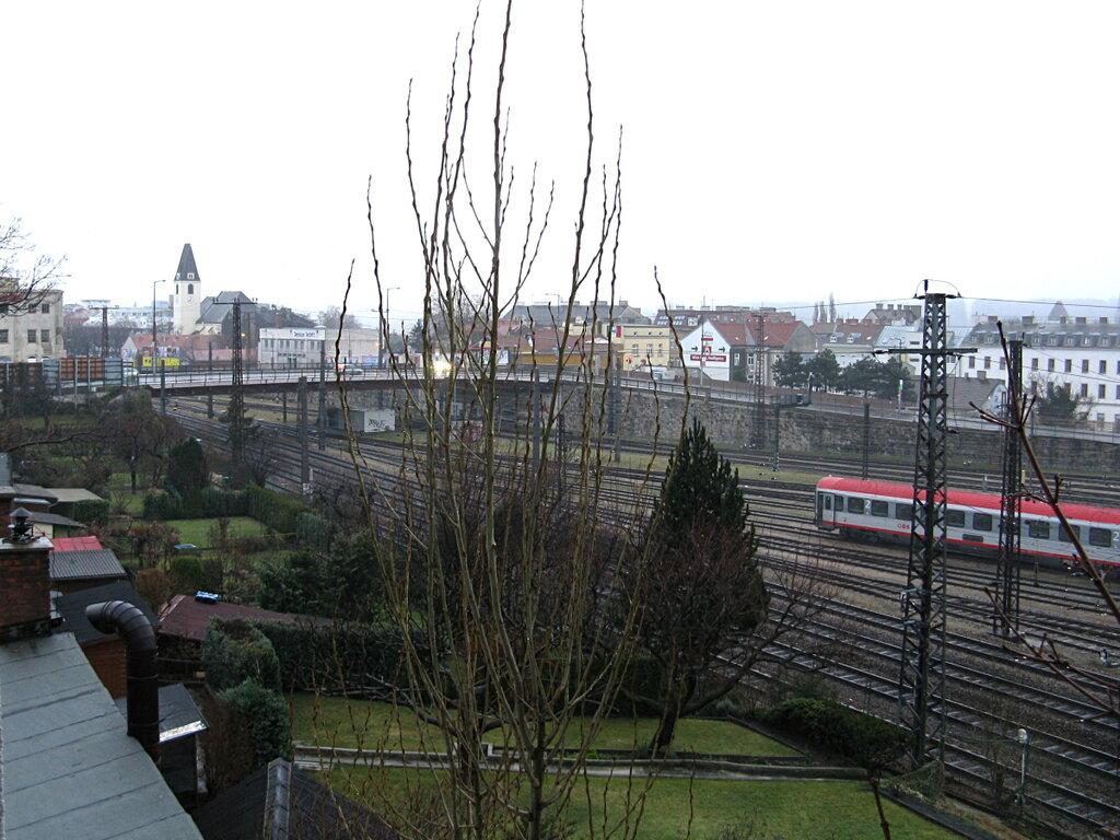 Вена. Станция Пенциг