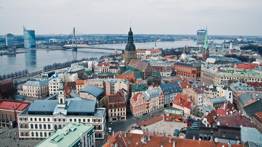 22. Латвия считалась самой «модной» республикой СССР. Сюда съезжались скупиться все модники государс