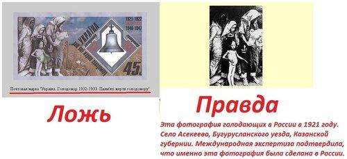 """Хроники триффидов: Немного об """"украинском"""" голодоморе"""
