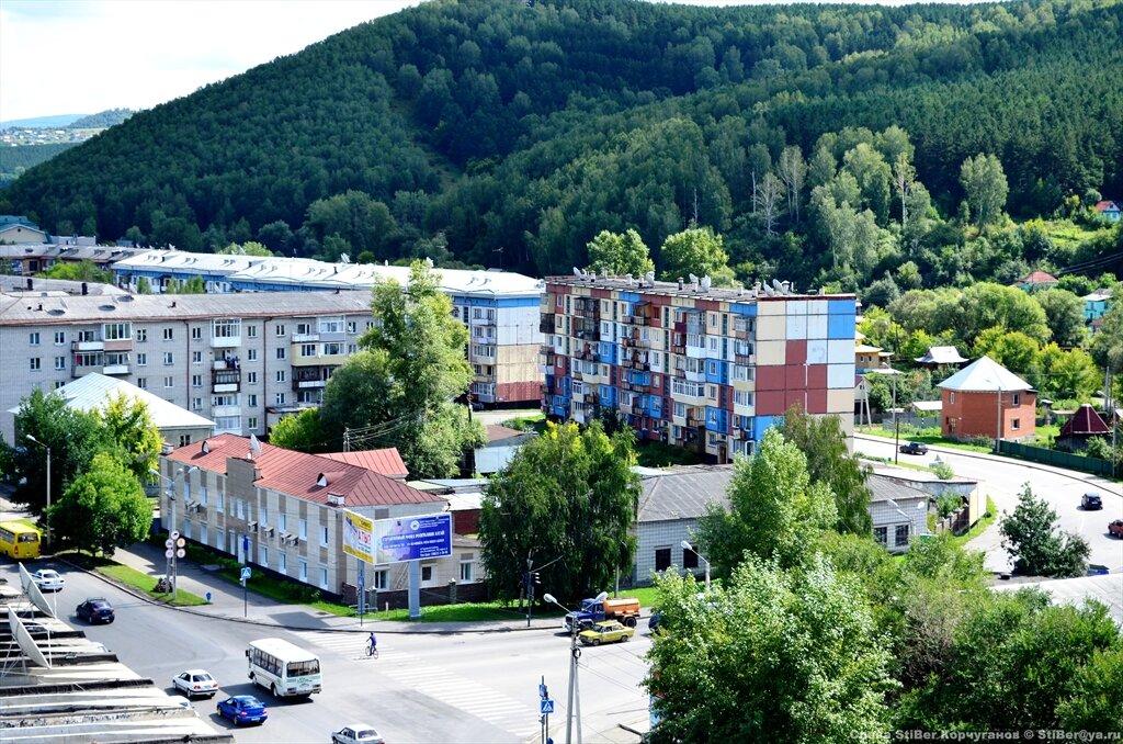 в город картинках горно-алтайск
