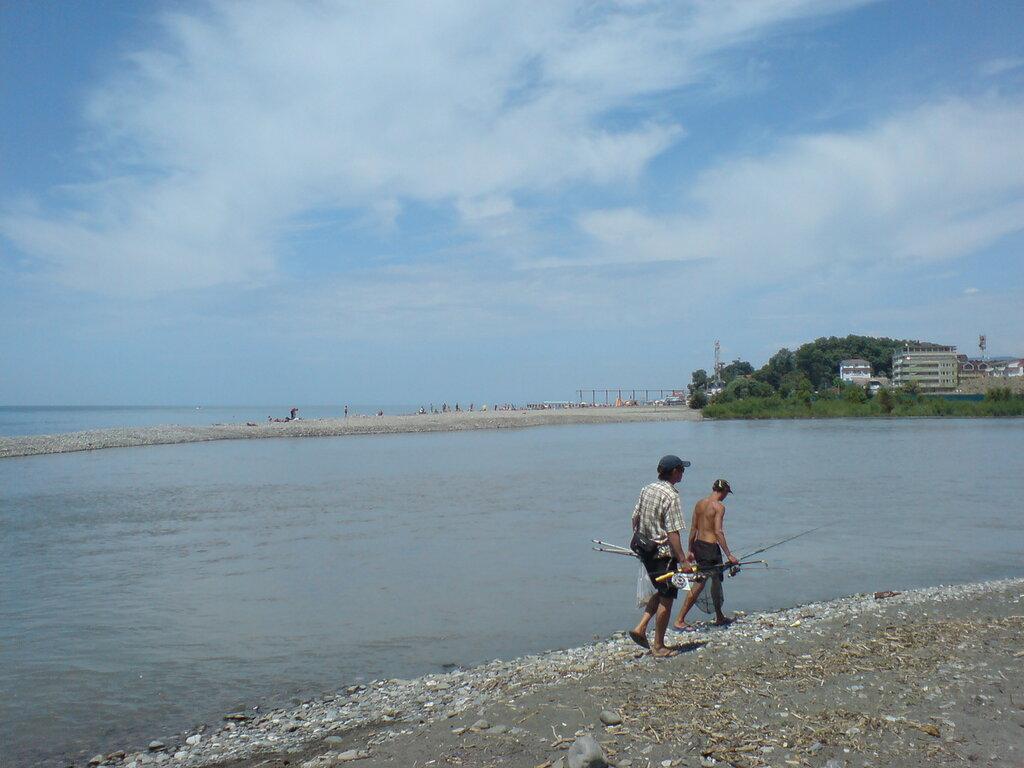 адлер экскурсии рыбалка