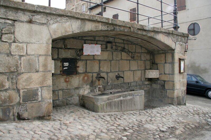 Старая прачечная в крепости Мон-Луи
